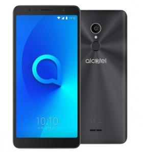 Mobilní telefon Alcatel 3C 5026D Metallic Black