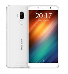 Mobilní telefon UleFone S8 Dual SIM White