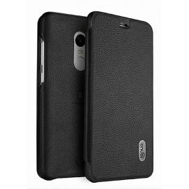 Lenuo Ledream pouzdro flip Xiaomi Redmi 4X black