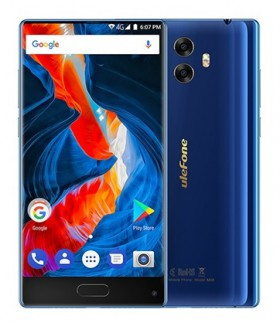 Mobilní telefon UleFone Mix Dual SIM Blue