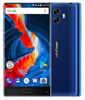 Mobilní telefon UleFone MIX S Dual SIM Blue