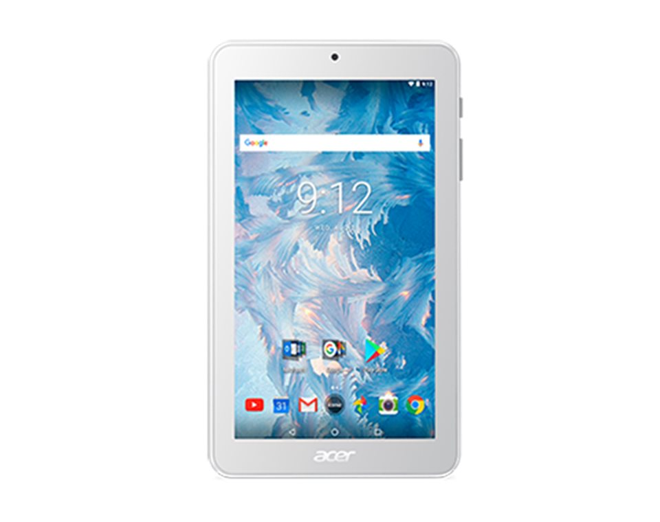 Acer Iconia Tab One 7 B1-7A0-K9Q6 White