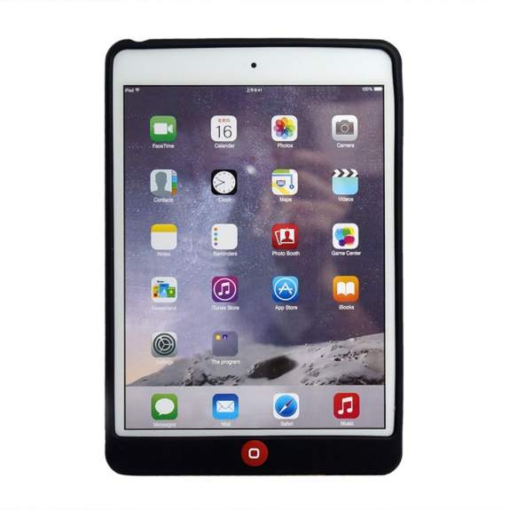 Pouzdro Mercury Soft Feeling pro Apple iPad Mini2/3, black