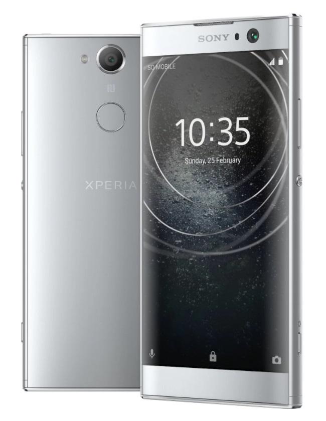 Sony Xperia XA2 H4113 SM12 Dual SIM Silver