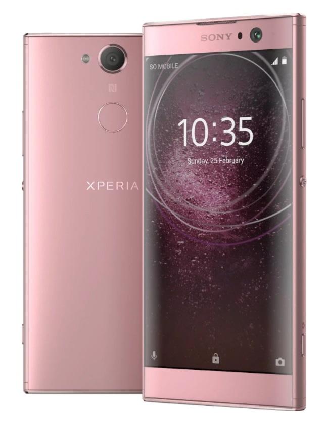 Sony Xperia XA2 H4113 SM12 Dual SIM Pink