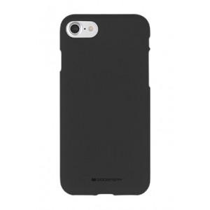 Pouzdro Mercury Soft feeling Apple iPhone 5/5s/SE, black