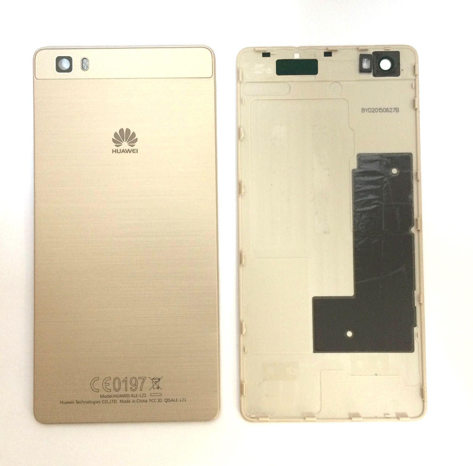 Kryt baterie Huawei P8 Lite gold