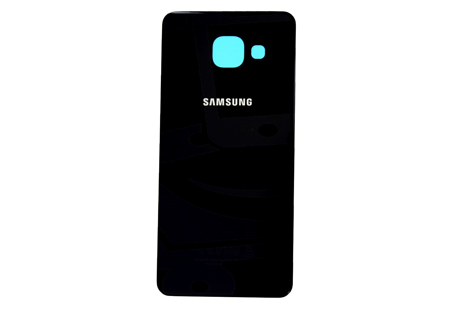 Kryt baterie GH82-11093B Samsung Galaxy A3 2016 black (Service Pack)
