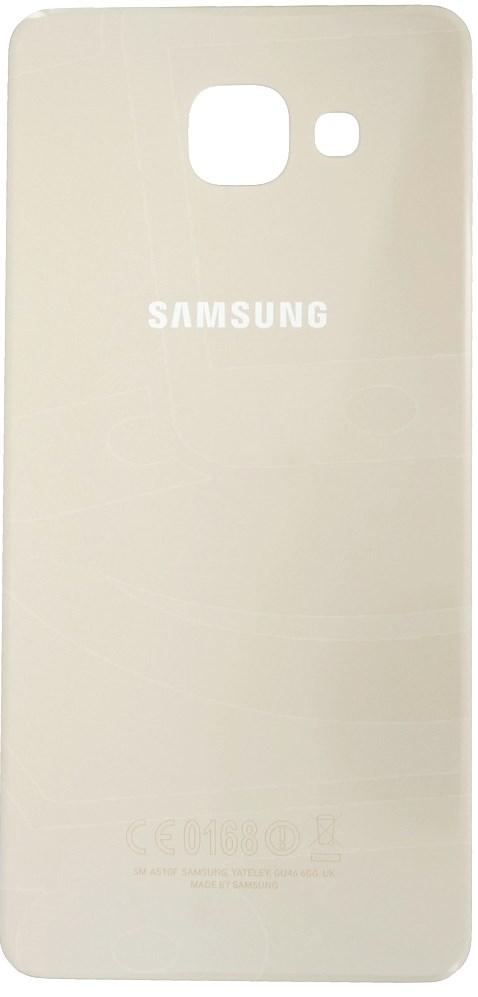 Kryt baterie GH82-11020A Samsung Galaxy A5 2016 gold (Service Pack)