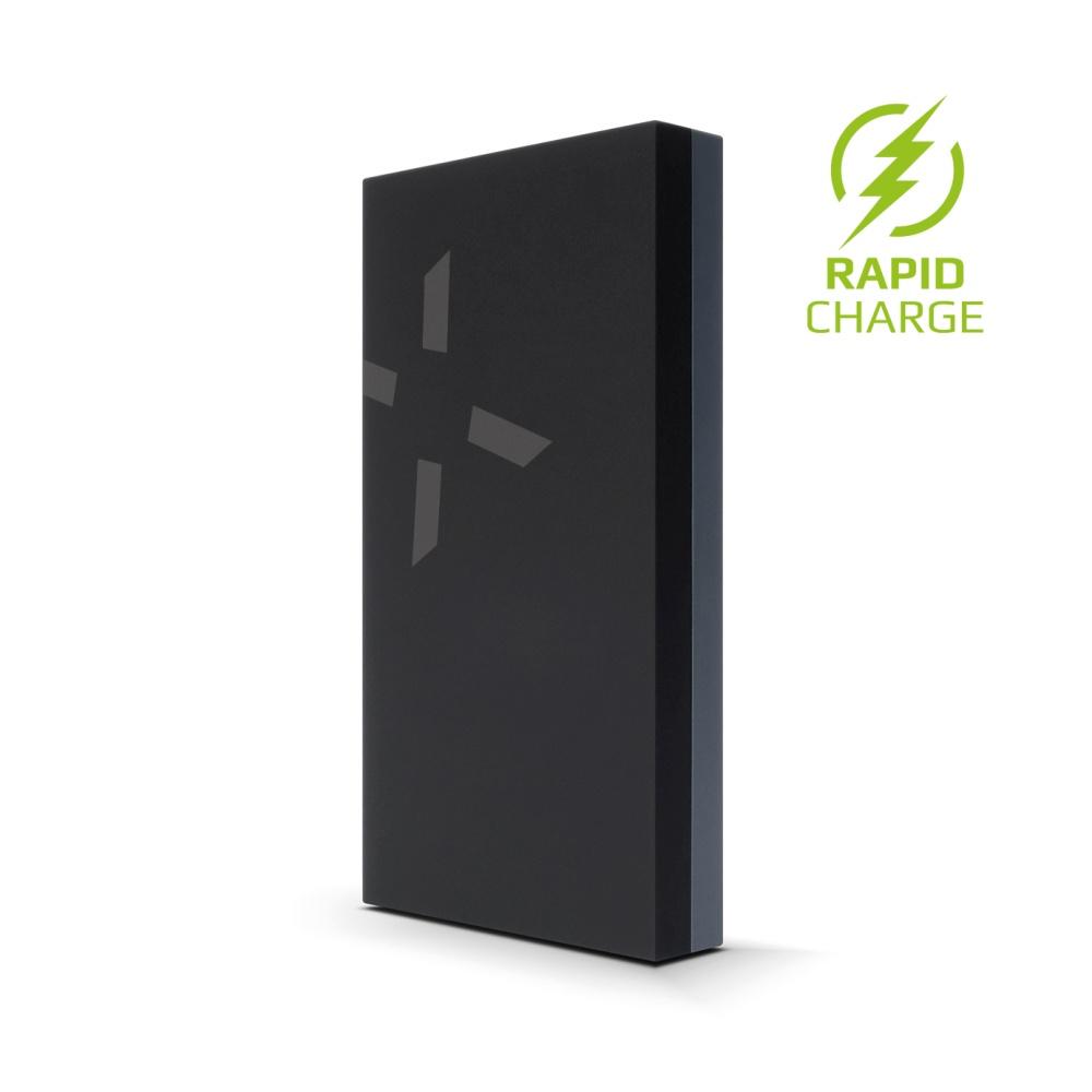 Powerbanka FIXED Zen Power 8000 mAh, black