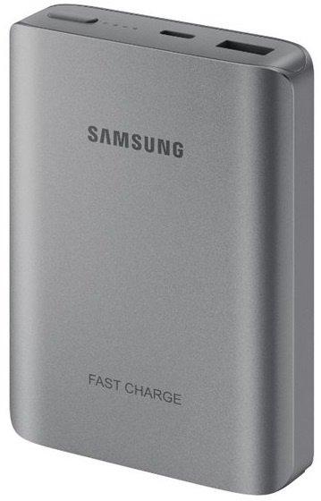 Powerbank Samsung 10200mAh, dark grey