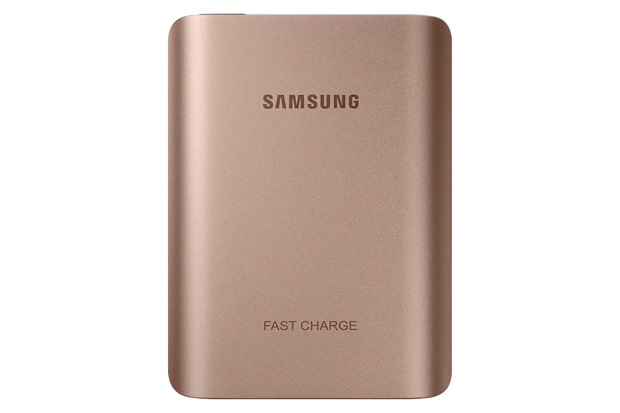 Powerbank Samsung 10200mAh, pink gold