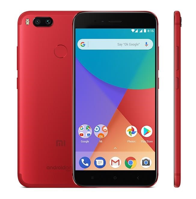 Xiaomi Mi A1 4GB / 64GB Global Version Red