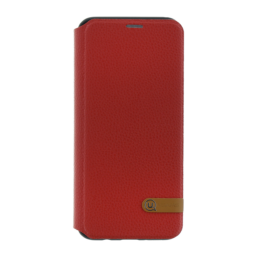 USAMS Duke Book pouzdro flip Samsung Galaxy S8 PLUS red