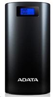 PowerBank ADATA P20000D 20000mAh, black