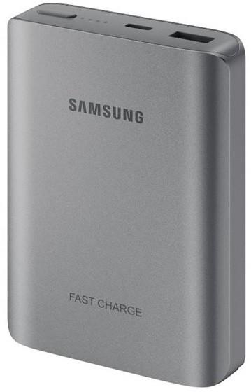 PowerBank Samsung EB-PN930CSE 10200mAh, dark gray
