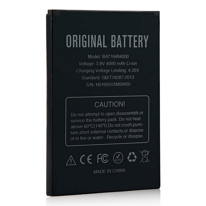 Baterie Doogee BAT16484000 4000mAh pro X5 MAX/X5 MAX Pro (Bulk)