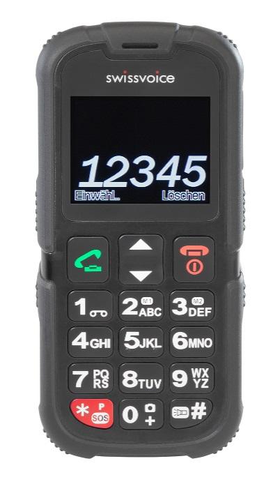 Swissvoice SV39 Black