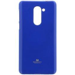 Pouzdro Mercury Jelly Case pro Nokia 8 Navy