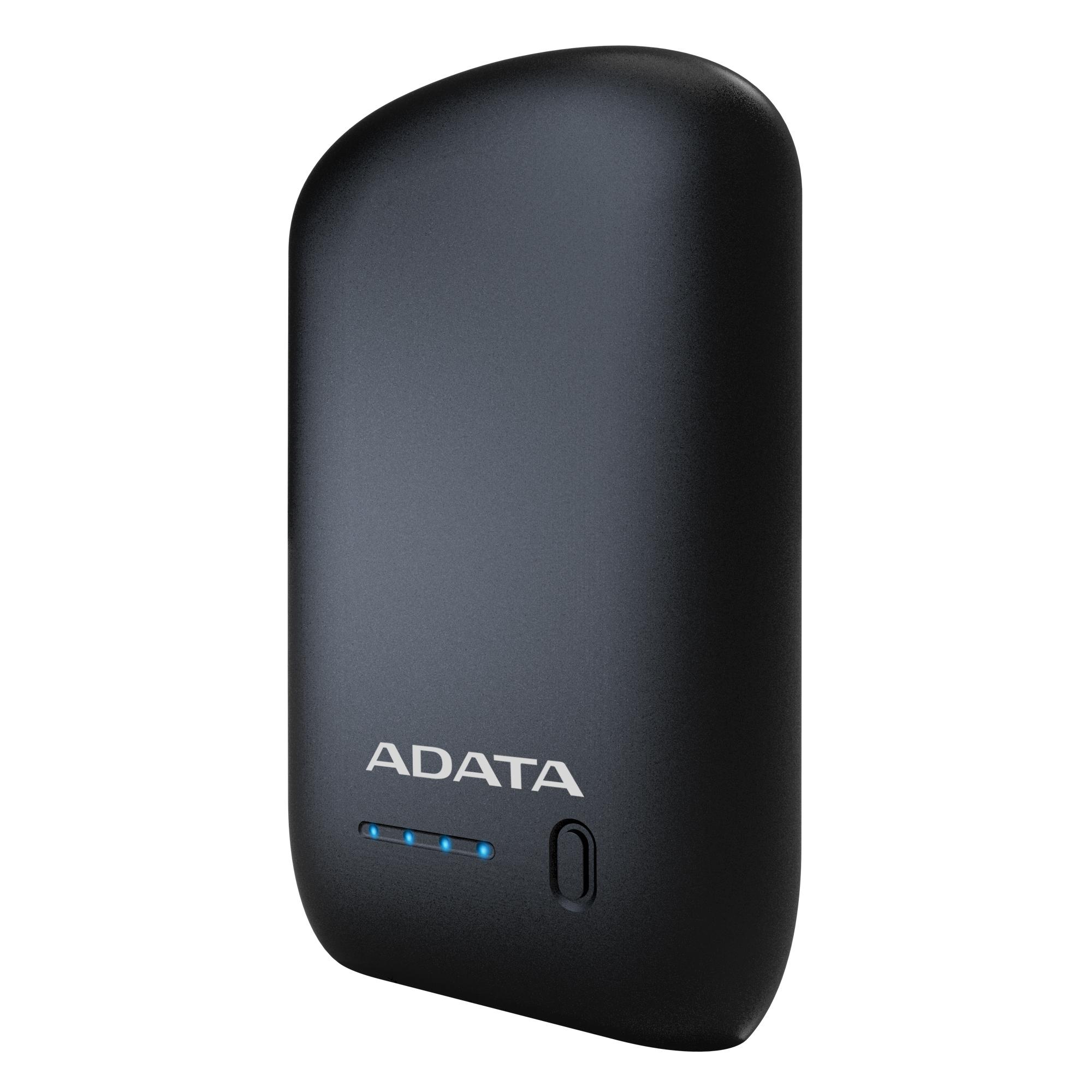 ADATA P10050 Power Bank 10050mAh černá