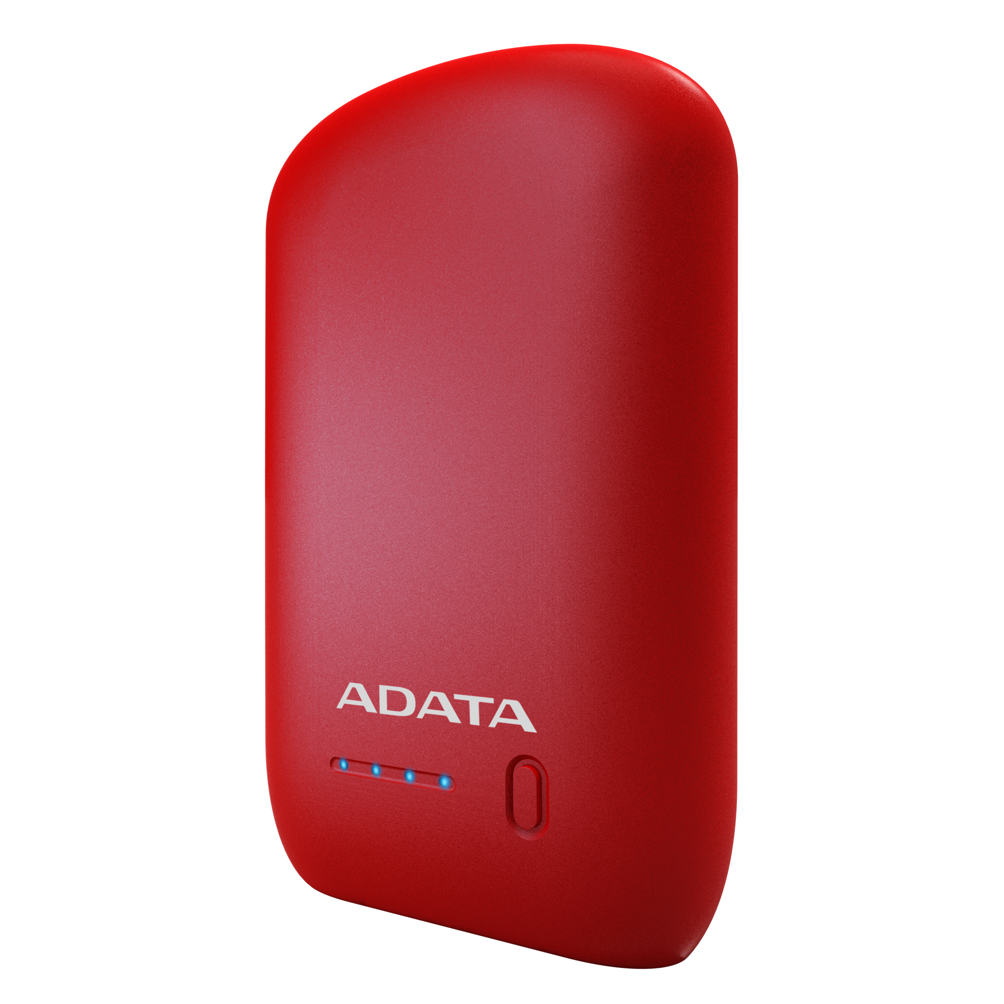 PowerBank ADATA P10050 10050mAh, red