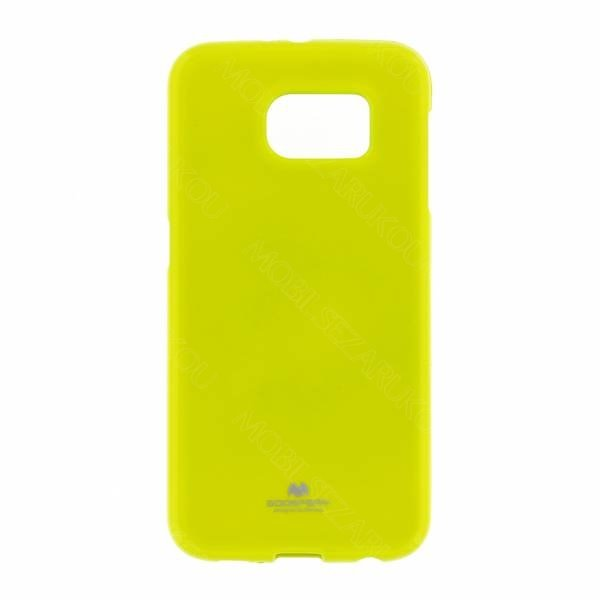 Pouzdro Mercury Jelly Case pro Huawei Mate 10 Pro Lime