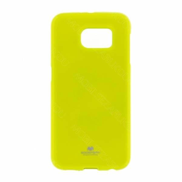 Pouzdro Mercury Jelly Case pro Huawei Mate 10 Lite Lime