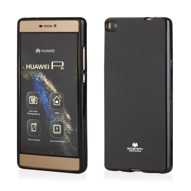 Pouzdro Mercury Jelly Case pro Huawei Mate 10 Lite Black