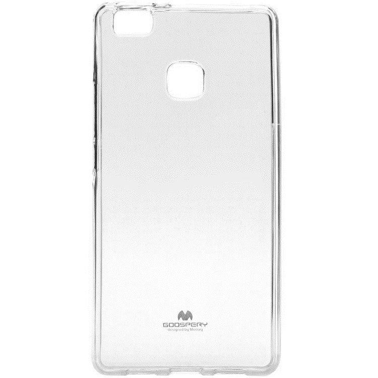 Pouzdro Mercury Jelly Case pro Nokia 8 Transparent