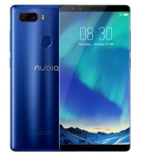 Mobilní telefon Nubia Z17s Dual SIM Blue