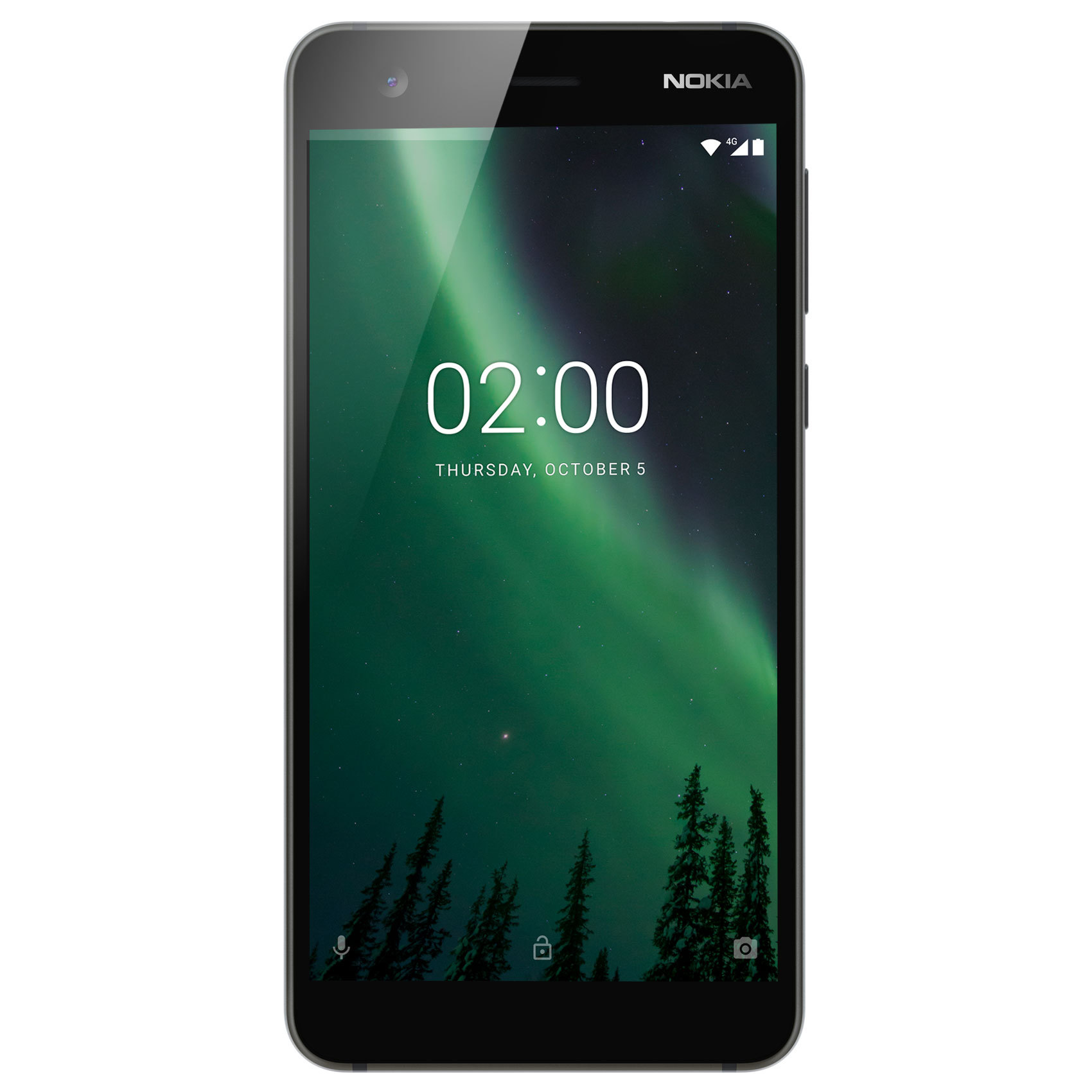 Nokia 2 DualSIM Black