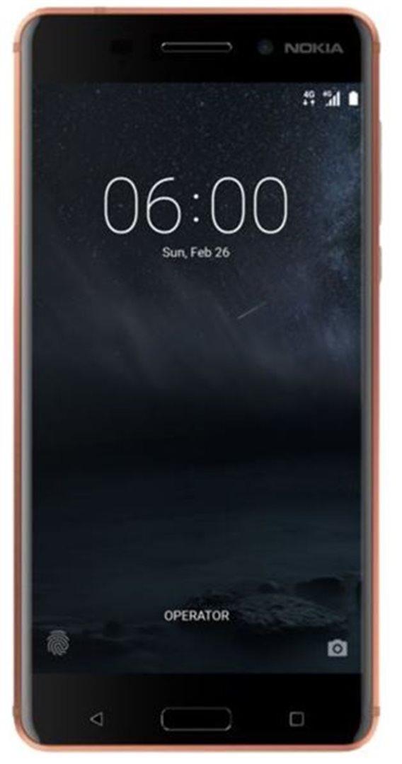 Nokia 6 Dual SIM Copper
