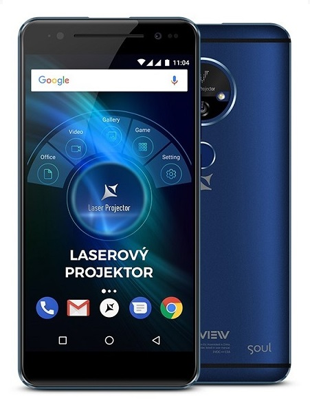 Allview X4 Soul Vision Dual SIM Blue
