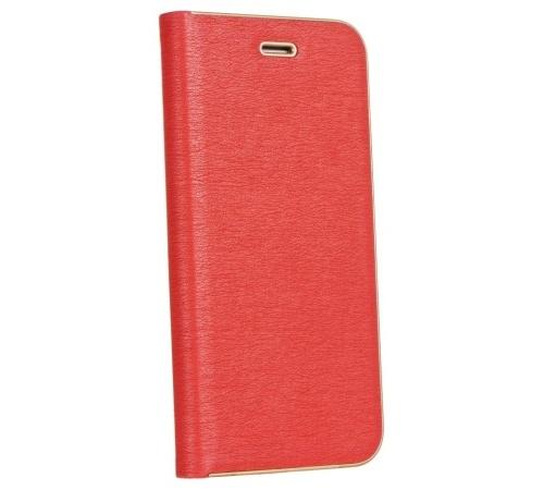 Forcell Luna Book flipové pouzdro Apple iPhone 6 red