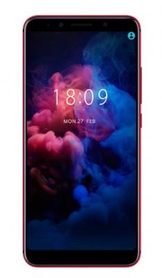 Mobilní telefon ZOPO P5000 Red