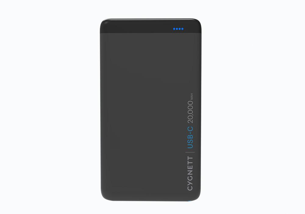PowerBank CYGNETT PD-48W 20000mAh, black