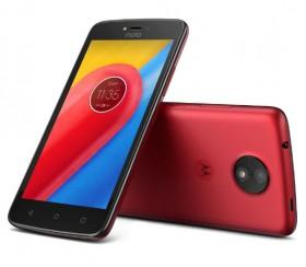Mobilní telefon Lenovo Moto C SS 4G LTE
