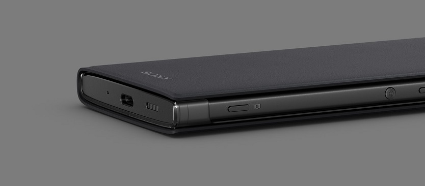 Sony Style Cover Flip SCSH10 Sony Xperia XA2 black