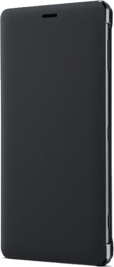 Sony Style Cover Flip SCSH40 Sony Xperia XZ2 black