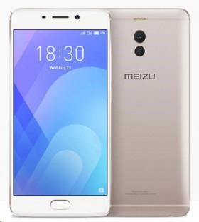 Mobilní telefon Meizu M6 Note Gold