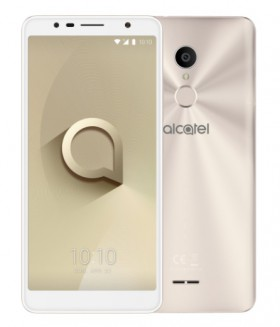 Mobilní telefon Alcatel 3C 5026D Metallic Gold