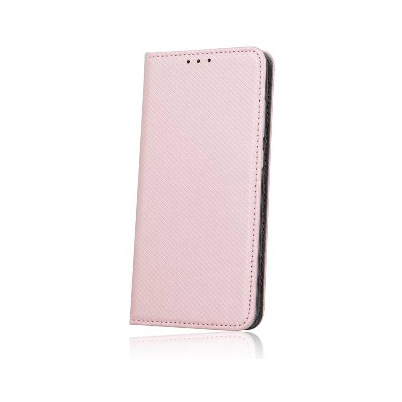 Smart Magnet flipové pouzdro Huawei P Smart rose gold