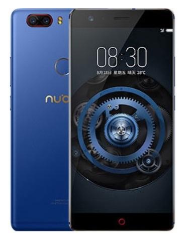 Nubia Z17 Lite Dual SIM Blue / Gold