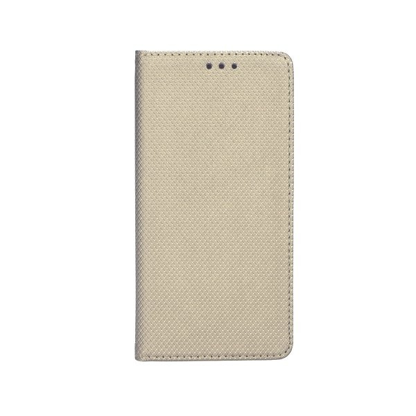 Smart Magnet flipové pouzdro Huawei P Smart gold