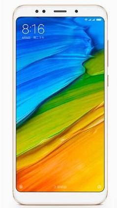 Xiaomi Redmi 5 Plus DualSIM 3GB/32GB Gold