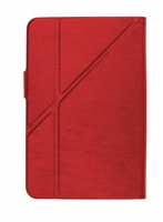 """Trust AEXXO Universal Folio Case for 9.7"""" tablets red"""