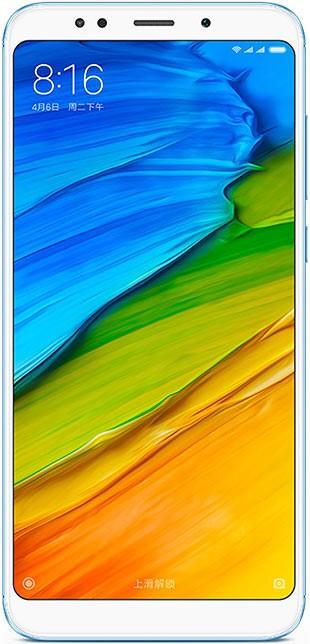 Xiaomi Redmi 5 Plus DualSIM Global 3GB/32GB Blue