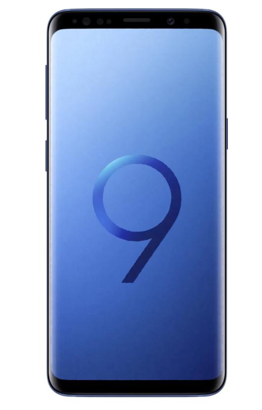 Samsung Galaxy S9 SM-G960 64GB Dual SIM Blue