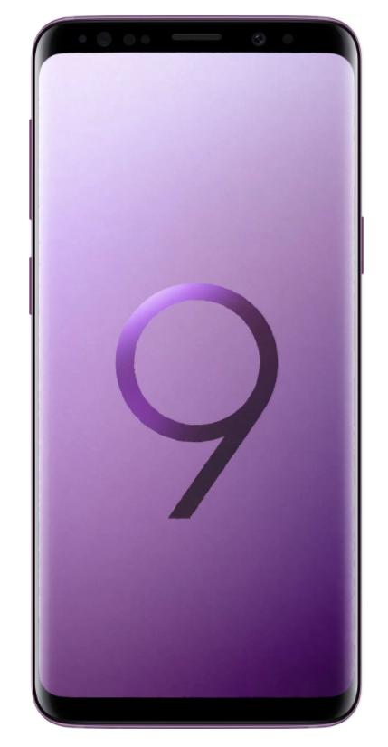 Samsung Galaxy S9 SM-G960 64GB Dual SIM Purple