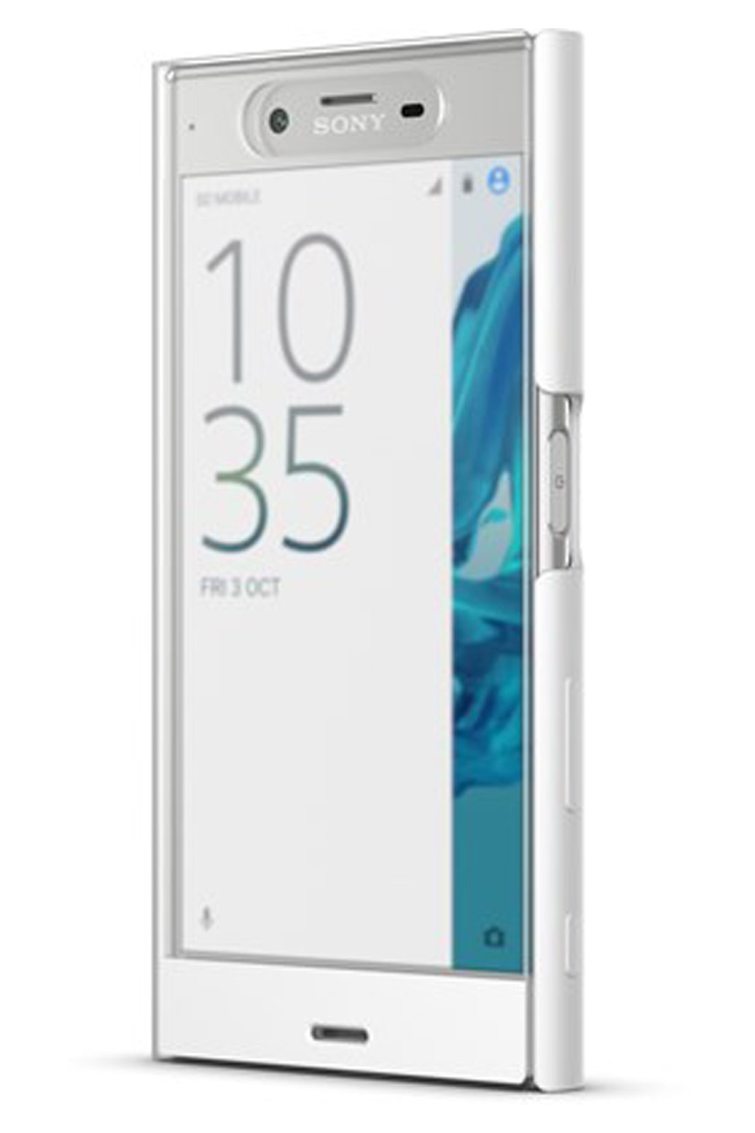 Sony Style Cover Touch pouzdro flip SCTF20 Sony Xperia X Compact white